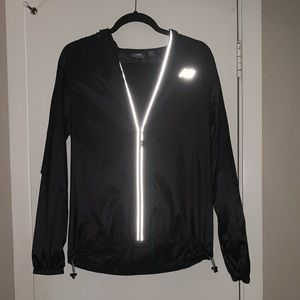 New Balance Reflective Windbreaker